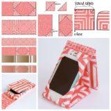 Wonderful DIY Sewing  Ipad/phone Case Stand