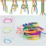 Wonderful DIY Colorful Stylish Bracelet