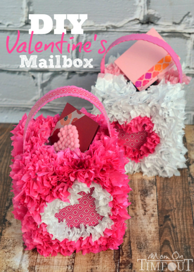 9 Valentine S Day Mailboxes For Kids