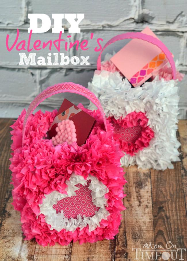 Fringe Valentine's Box