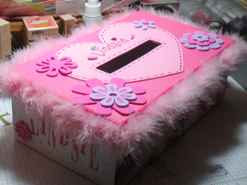 Girl's Valentine's Box