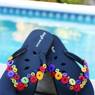 15 Lovely DIY Flip Flops to Welcome Summer in Style!