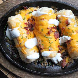 A Sensual Treat: Delectable Loaded Baked Potato Recipes