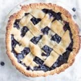 Just Yummy: 15 Scrumptious Desserts Made with Blueberries